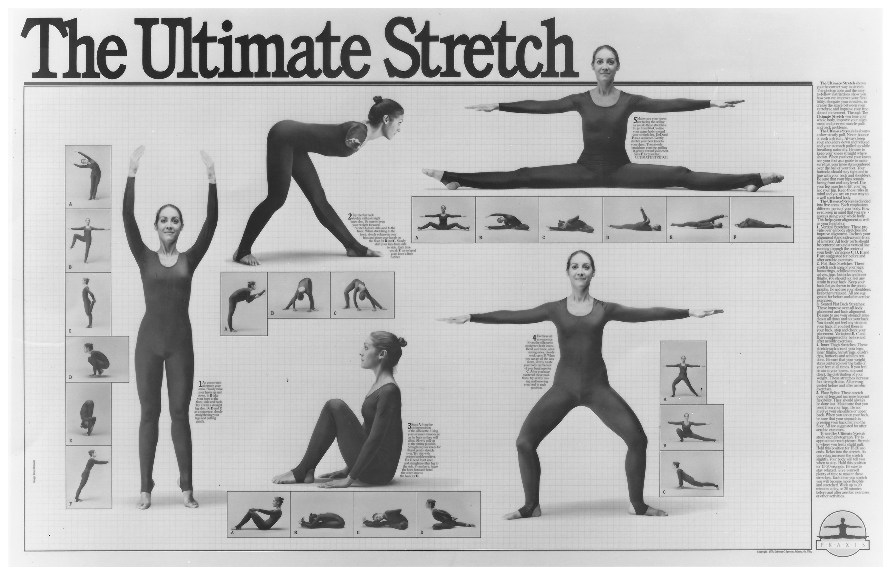 The Ultimate Stretch Workout
